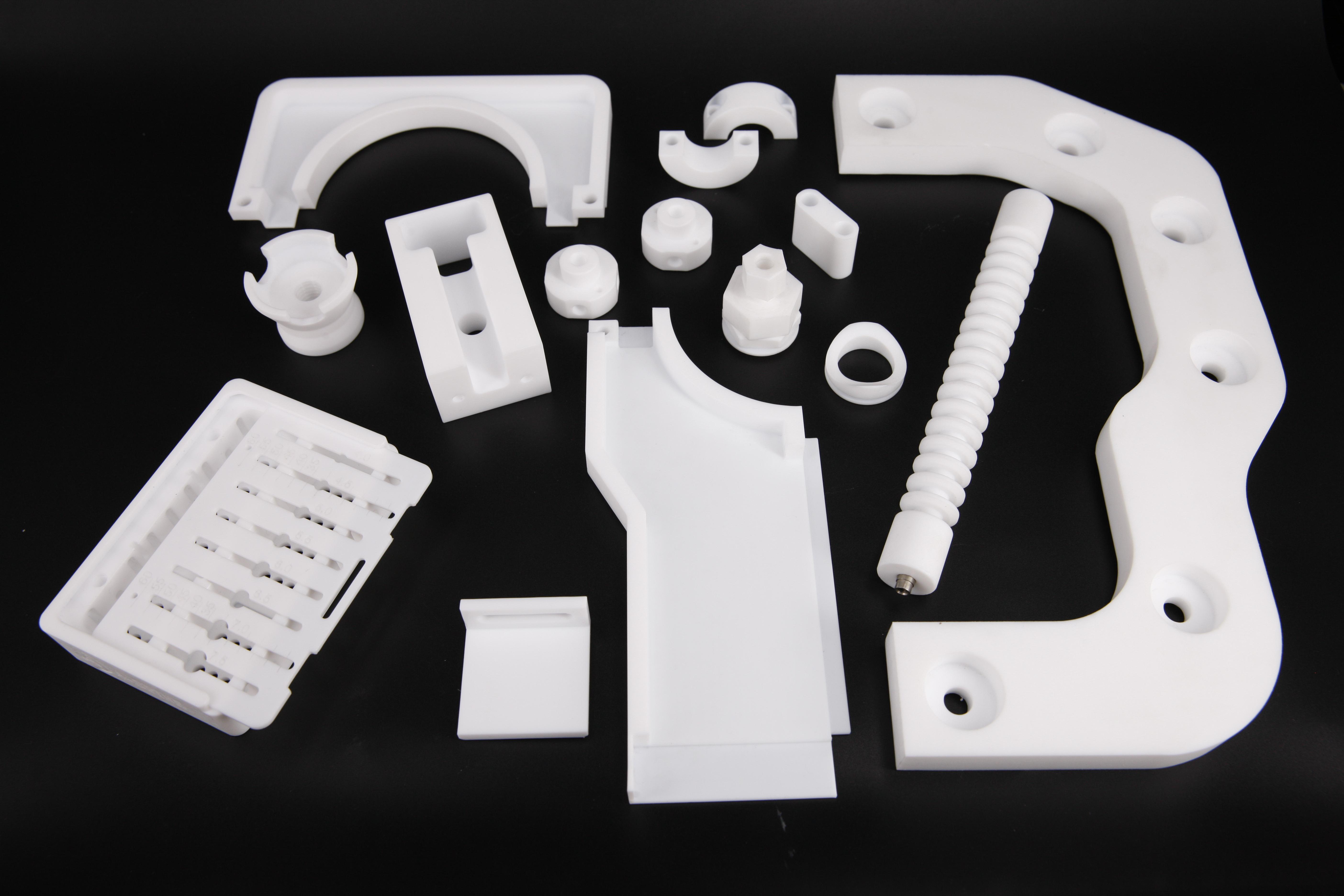 Nhựa Teflon (PTFE) gia cường
