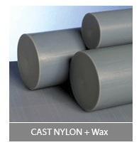 Nhựa Cast Nylon + Wax