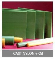 Nhựa Cast Nylon + Oil